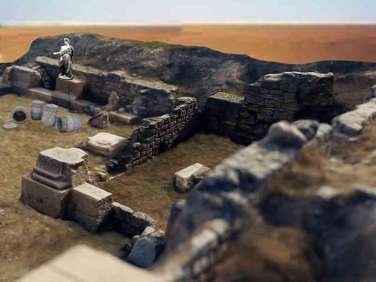 Reconstrucción arqueológica