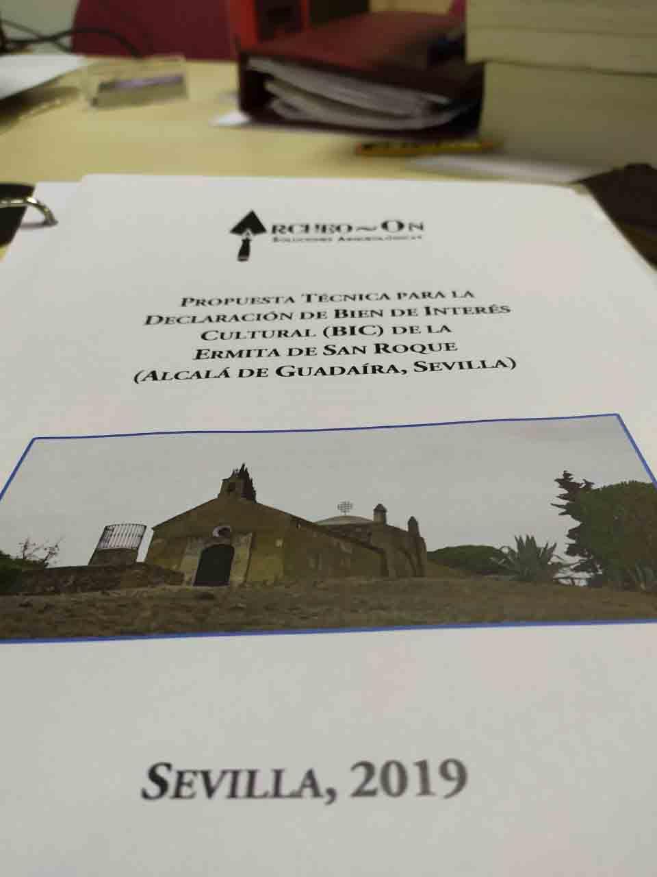 Asistencia técnica para la redacción de propuestas de expedientes de declaración de Bien de Interés Cultural (BIC)