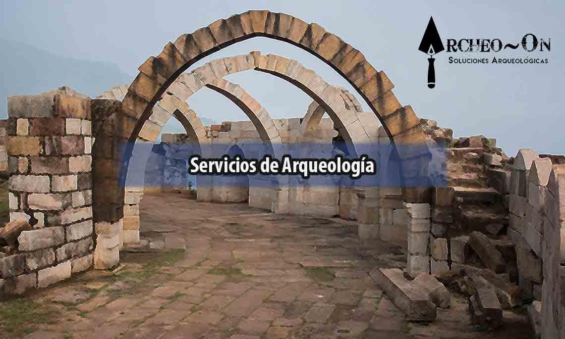 Archeo-On: empresa de arqueología que ofrece servicios de arqueología en toda España
